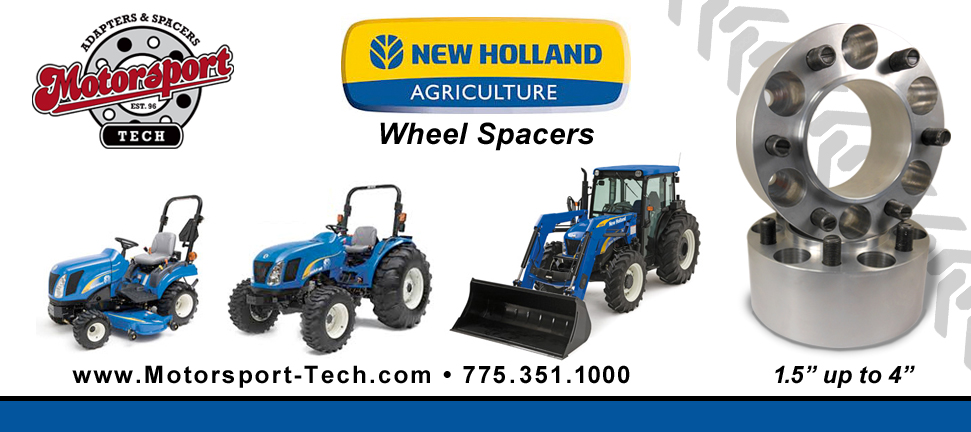 Tractor Rims And Spacers : New holland wheel spacers mytractorforum the