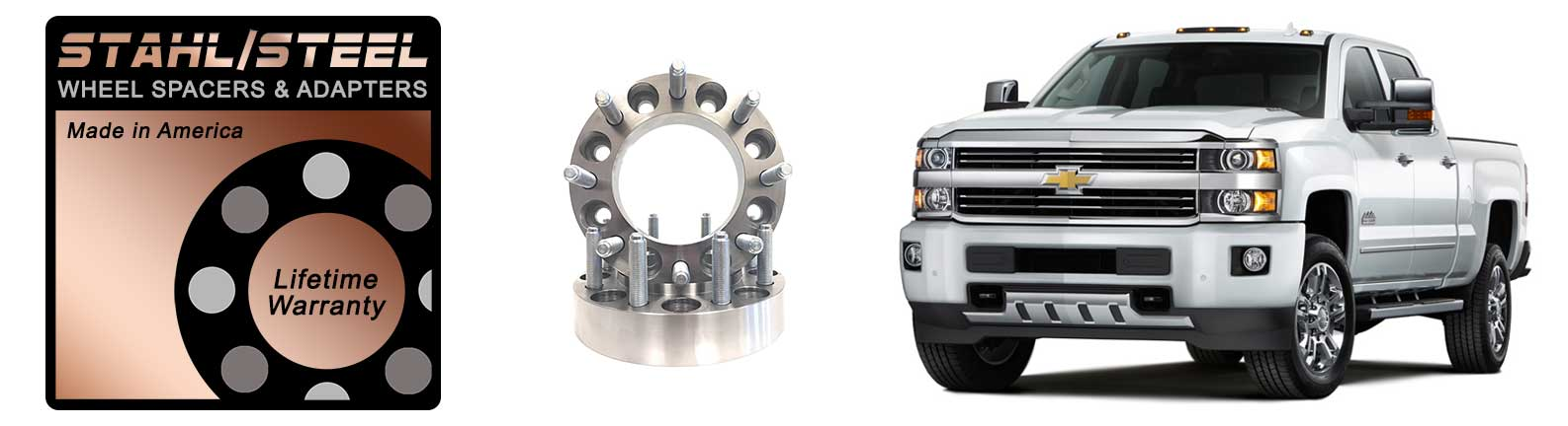 chevy spacers