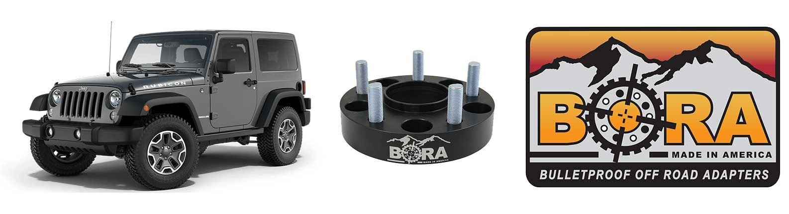 jeep spacers