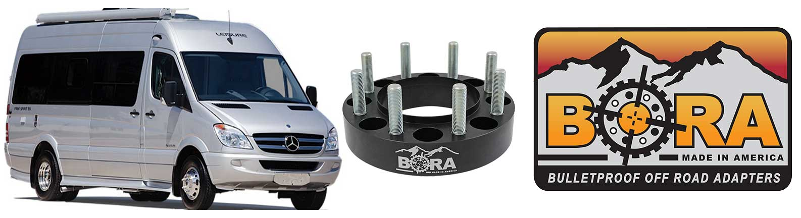 mercedes spacers